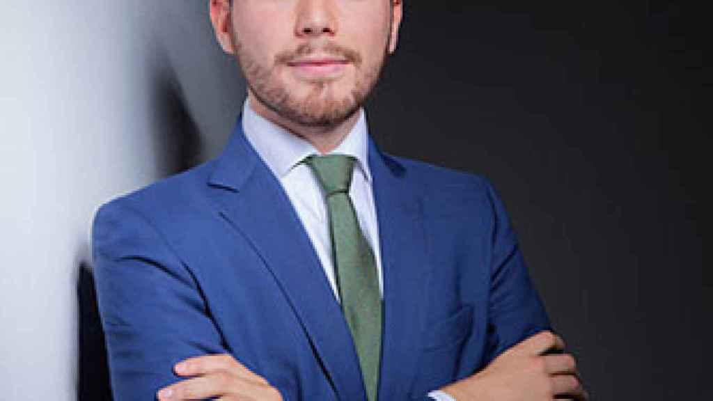 Jesús Moreno Jordán de Urries, asesor patrimonial en EBN Banco.