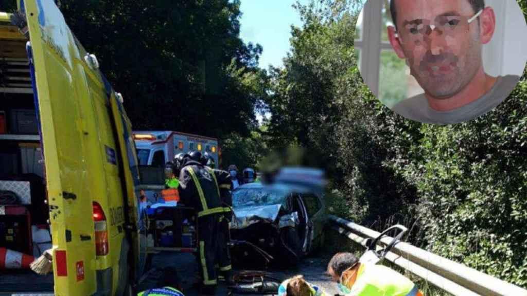 Bernard Marcos falleció el pasado viernes 4 de septiembre en un choque que dejó otros cuatro heridos
