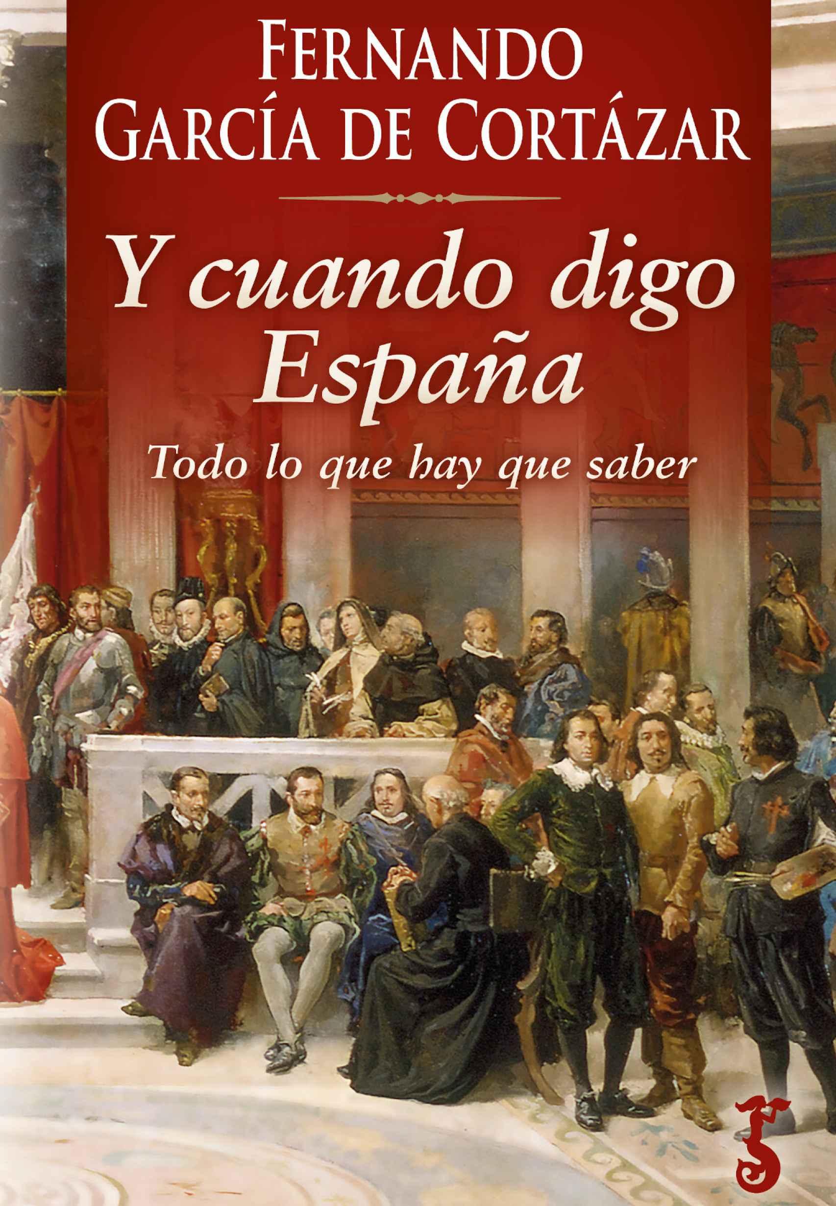 Portada de 'Y cuando digo España'.