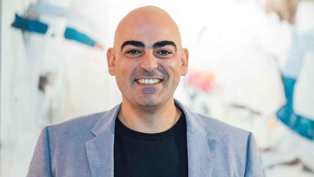 El CEO de Pedagoo (Media Interactiva), Sam Brocal.