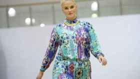La actriz y modelo 'plus size' Hayley Hasselhoff.
