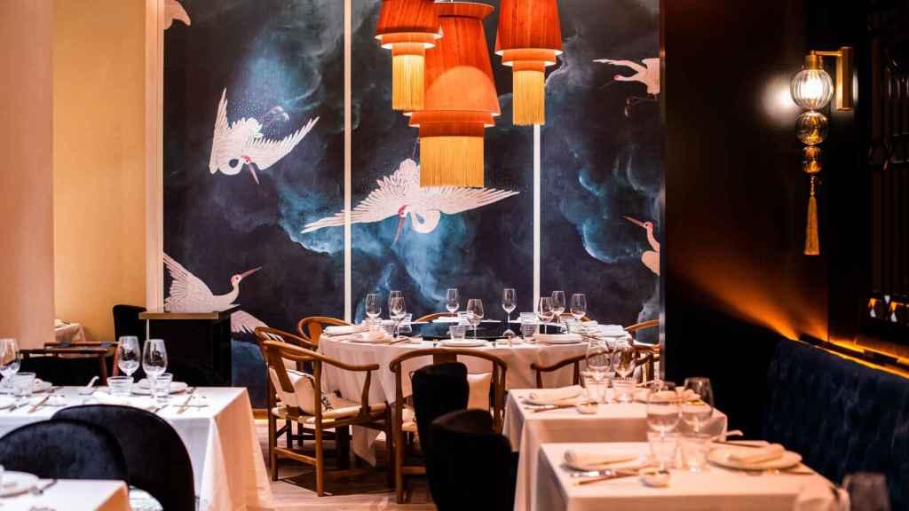China Crown: El gran restaurante de la cocina China Imperial abre en Madrid