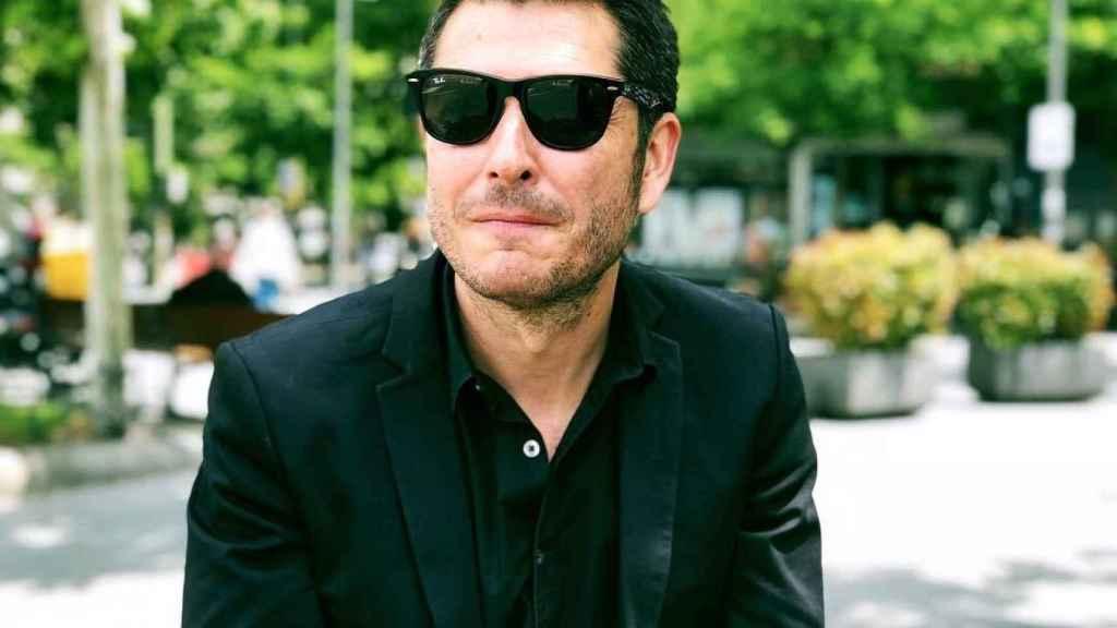El periodista Carlos del Amor.