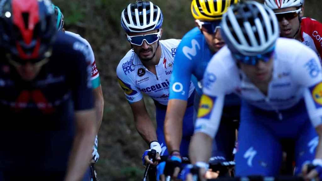 La escapa en la etapa 13 del Tour de Francia 2020