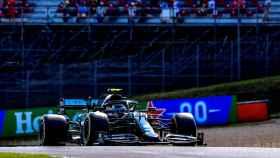 Valtteri Bottas, durante el Gran Premio de la Toscana en Mugello