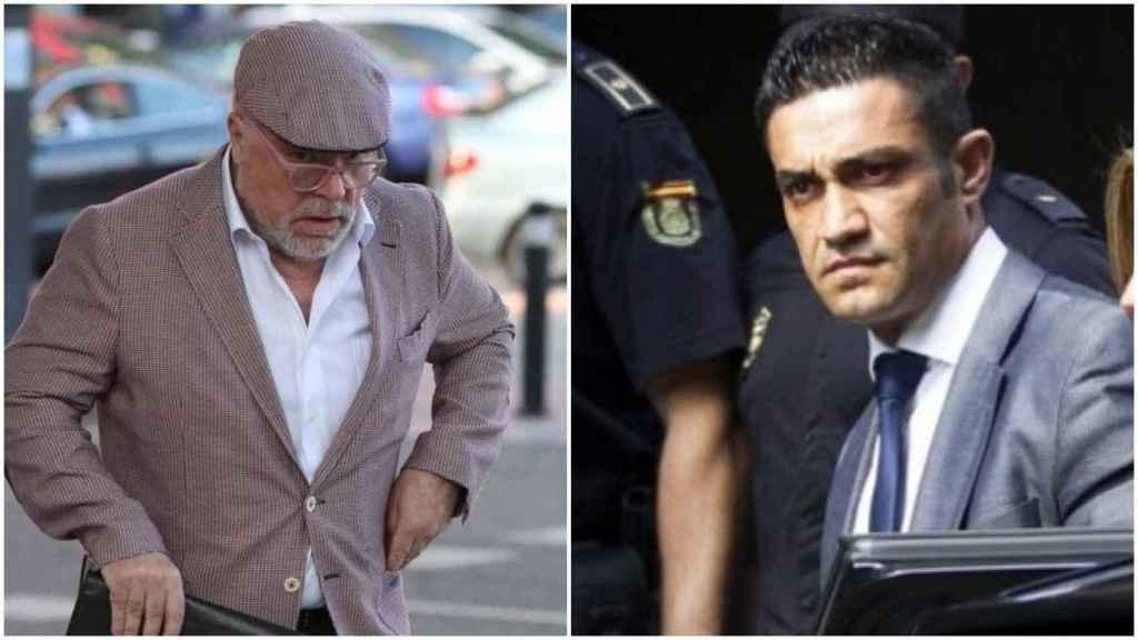 Villarejo y el chófer de Bárcenas son dos de los principales personajes de la trama Kitchen.