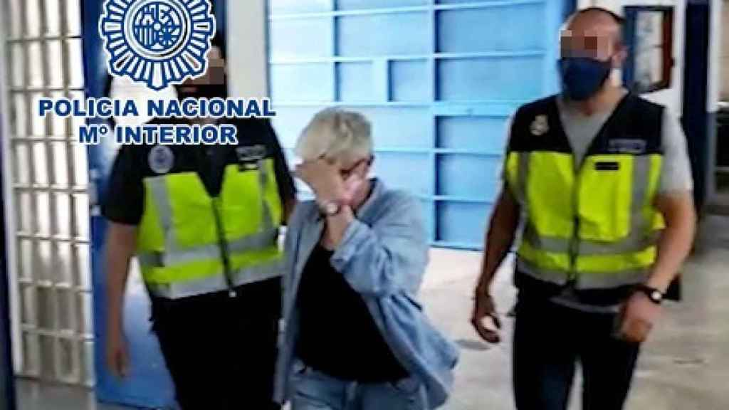 Detenida en Marbella una integrante de los NAR