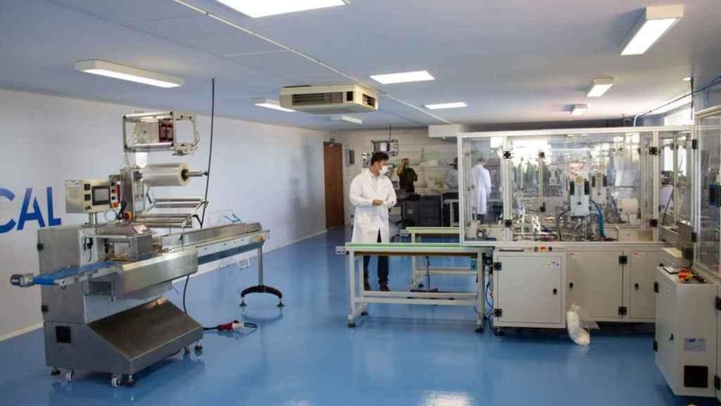 Instalaciones de Pi Medical.