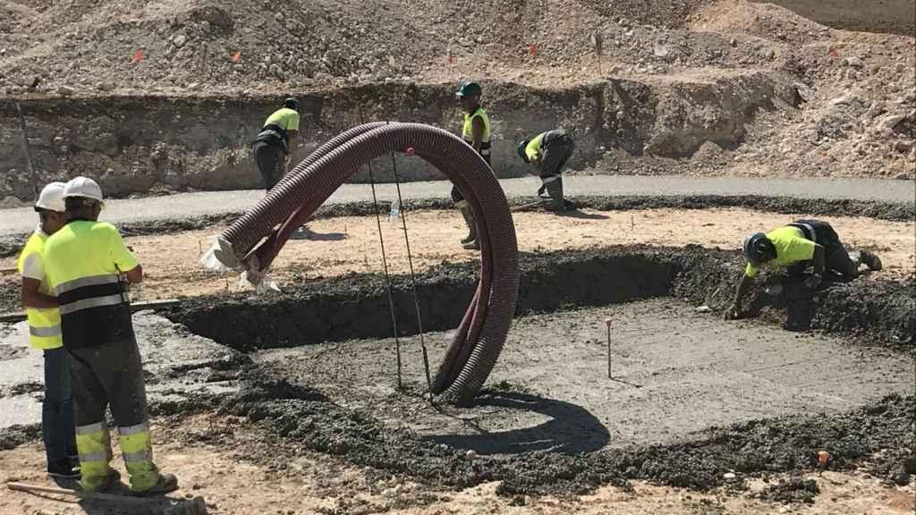 Forestalia inicia los trámites para construir cien parques de renovables en Aragón