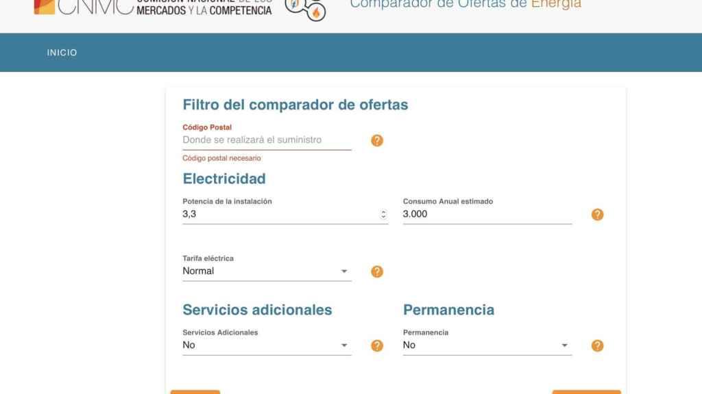 Comparar facturas de la luz: hay hasta 400 euros de diferencia entre las compañías