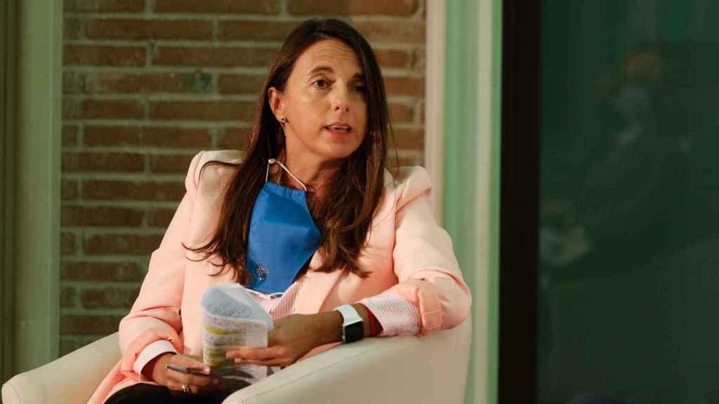 Raquel Murillo, directora general adjunta y del ramo de Responsabilidad Civil Profesional de AMA Seguros