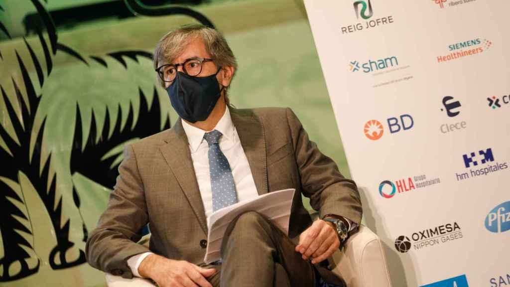 Carlos Represas, director de Innovación de Promede