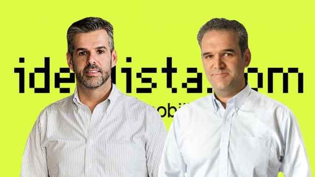 Los hermanos Fernando (izquierda) y Jesús (derecha) Encinar, de Idealista.