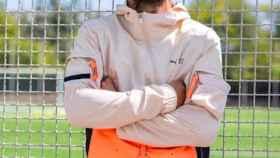 Luis Suárez en un anuncio promocional
