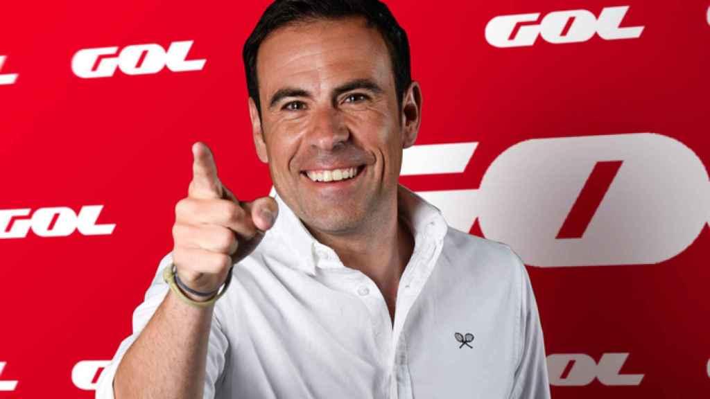 Felipe del Camp, director del programa Directo Gol