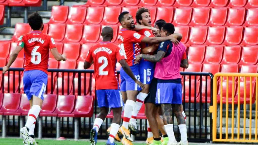 Granada 2-0 Athletic: El Granada de Diego Martínez se confirma en su  estreno liguero con victoria ante el Athletic