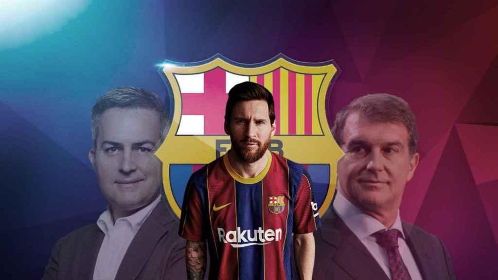 Las elecciones de Messi