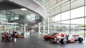 El McLaren Technology Centre