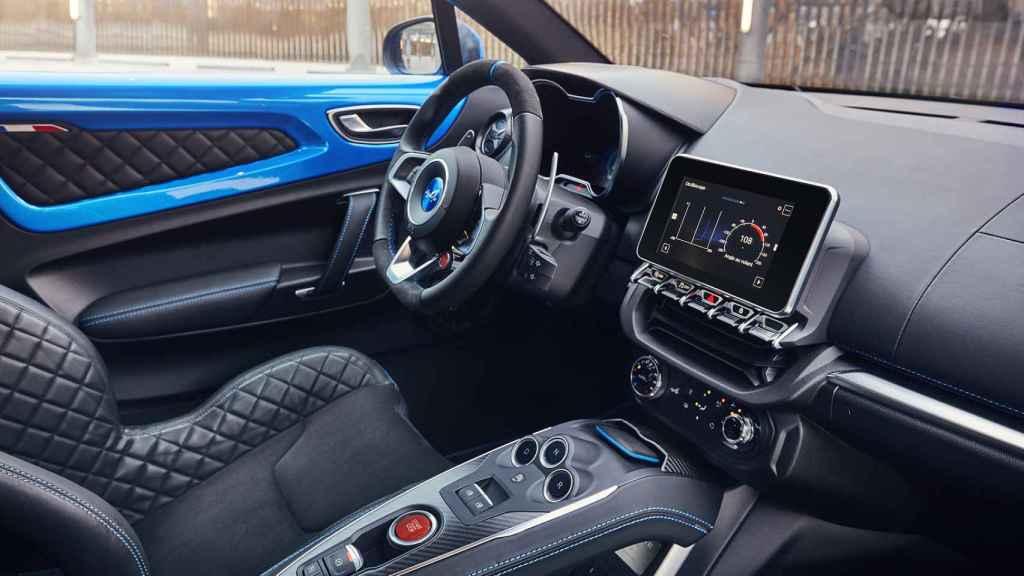 Renault quiere reflotar la marca Alpine.