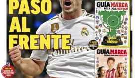 La portada del diario MARCA (13/09/2020)