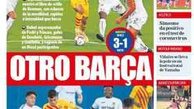 La portada del diario Mundo Deportivo (13/09/2020)