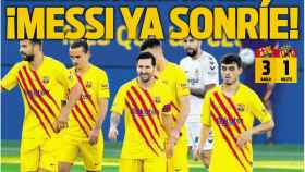La portada del diario Sport (13/09/2020)