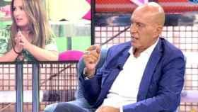 Kiko Matamoros durante su entrevista en 'Sábado Deluxe'.