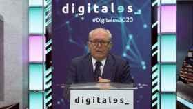 Eduardo Serra, presidente de la patronal de los operadores de telecomunicaciones, DigitalES.