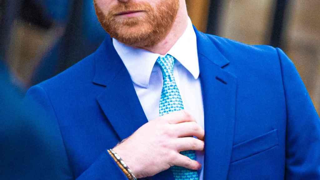Harry de Inglaterra cumple 36 años.