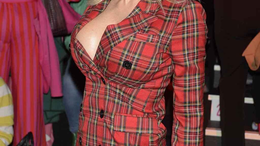 Yola Berrocal cumple 50 años.