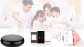 Ofertón: control remoto inalámbrico infrarrojo por 8 euros compatible con Alexa y Google Assistant