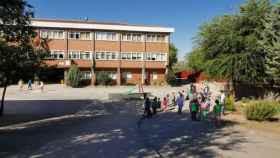 El colegio toledano Garcilaso de la Vega (Foto: Ayto Toledo)