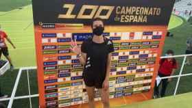 Irene Sánchez-Escribano, pentacampeona de España