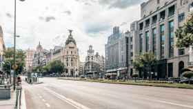 Imagen de archivo de Madrid.