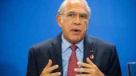 Angel Gurria, secretario general de la OCDE.
