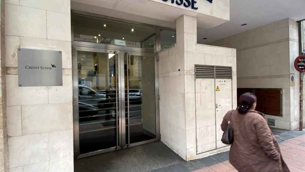 Credit Suisse España.