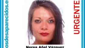 La joven encontrada muerta en Ourense este domingo podría ser Nerea Añel, desaparecida a principios de año