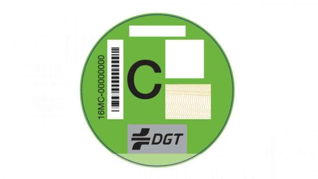 Dentro de la etiqueta C de la DGT hay desde coches de gasolina de 2007 hasta vehículos recién matriculados.