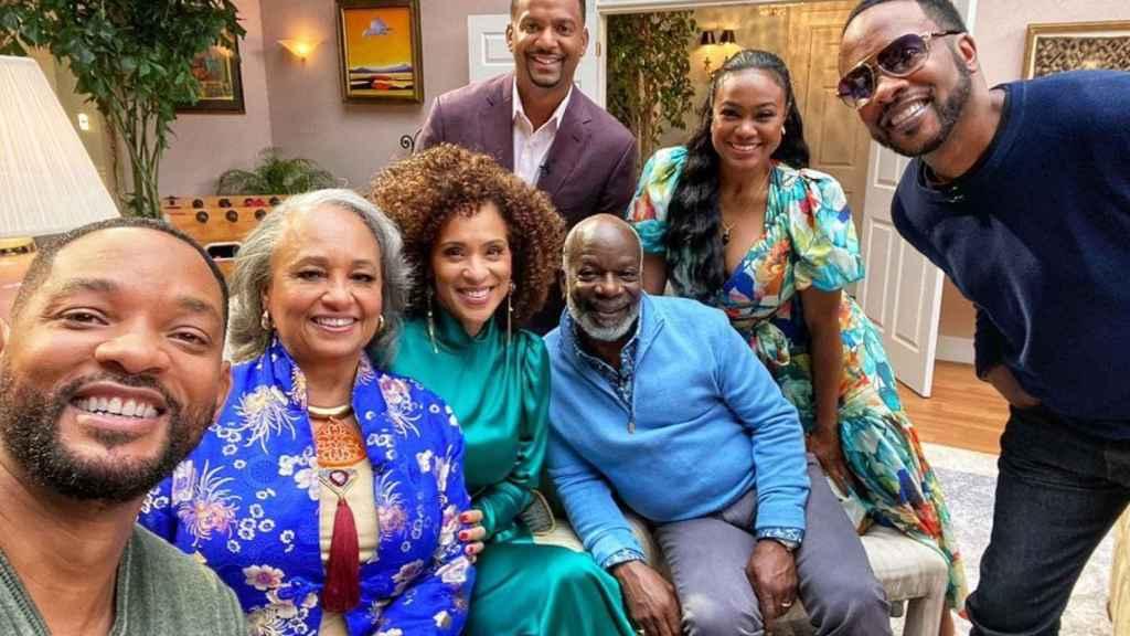 Los actores de 'El Príncipe de Bel-Air' 30 años después del estreno de la serie.