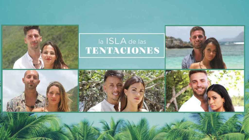Mediaset ya ha anunciado las cinco nuevas parejas del 'reality'.
