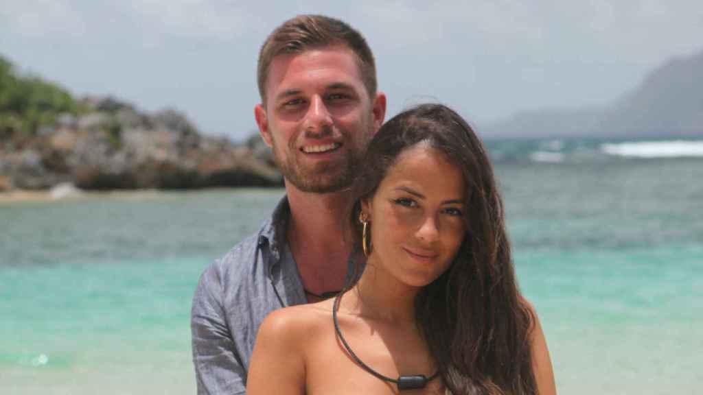 Melyssa y Tom comenzaron su relación hace ocho meses.