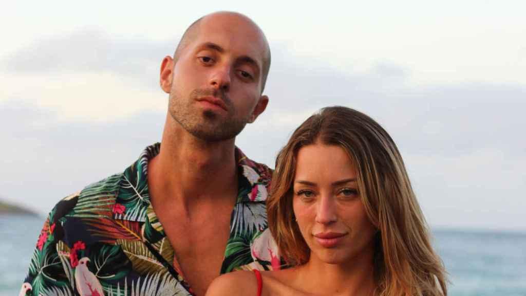 Mayka y Pablo llevan tres años juntos.