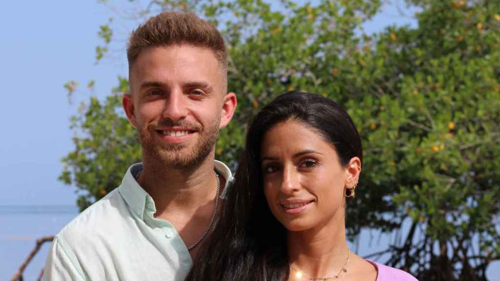 Ángel e Inma llevan un año juntos,