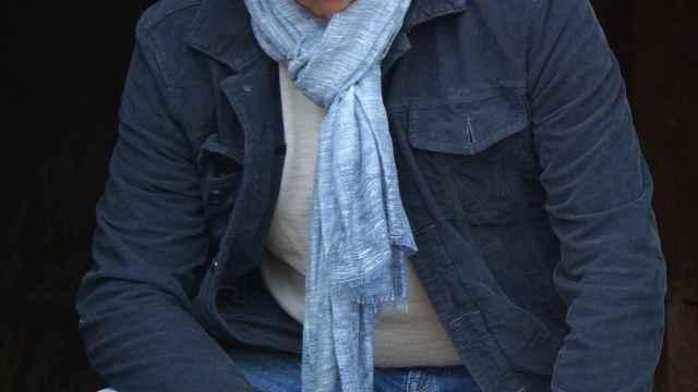El escritor Ken Follet.