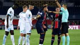 Tangana en el Marsella-PSG con Neymar de protagonista