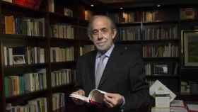 Fernando Valdés, en su despacho del Tribunal Constitucional. TC