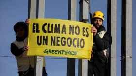 Greenpeace y otras ONGs demandan al Gobierno por su inacción en cambio climático