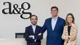 Eduardo Erhardt, Luis Roy y Sonsoles Lozano, nuevos banqueros de A&G.