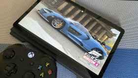 Forza Horizon ejecutándose en una tablet Android gracias a Xbox Game Pass