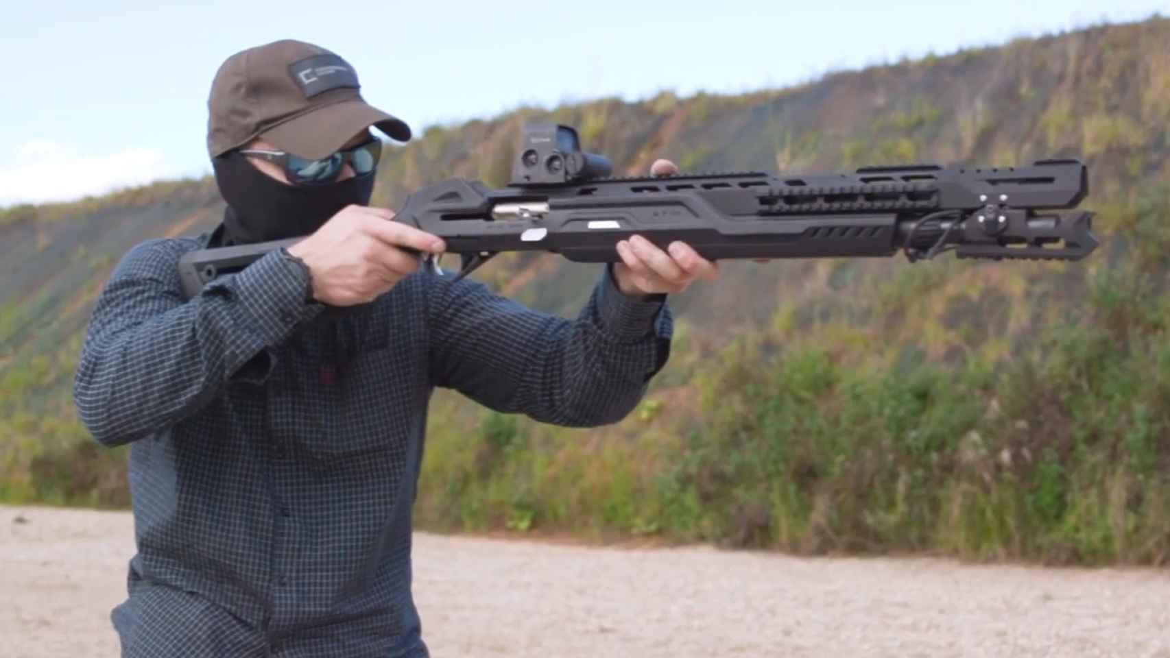 Kalashnikov MP-155 Ultima